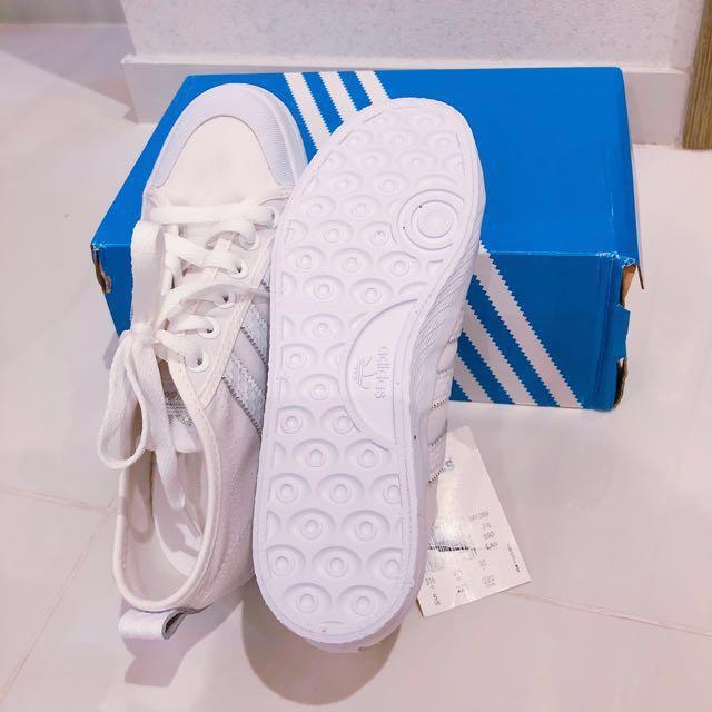 PayDay30 Adidas Originals Honey Low Canvas Trainer, Women's
