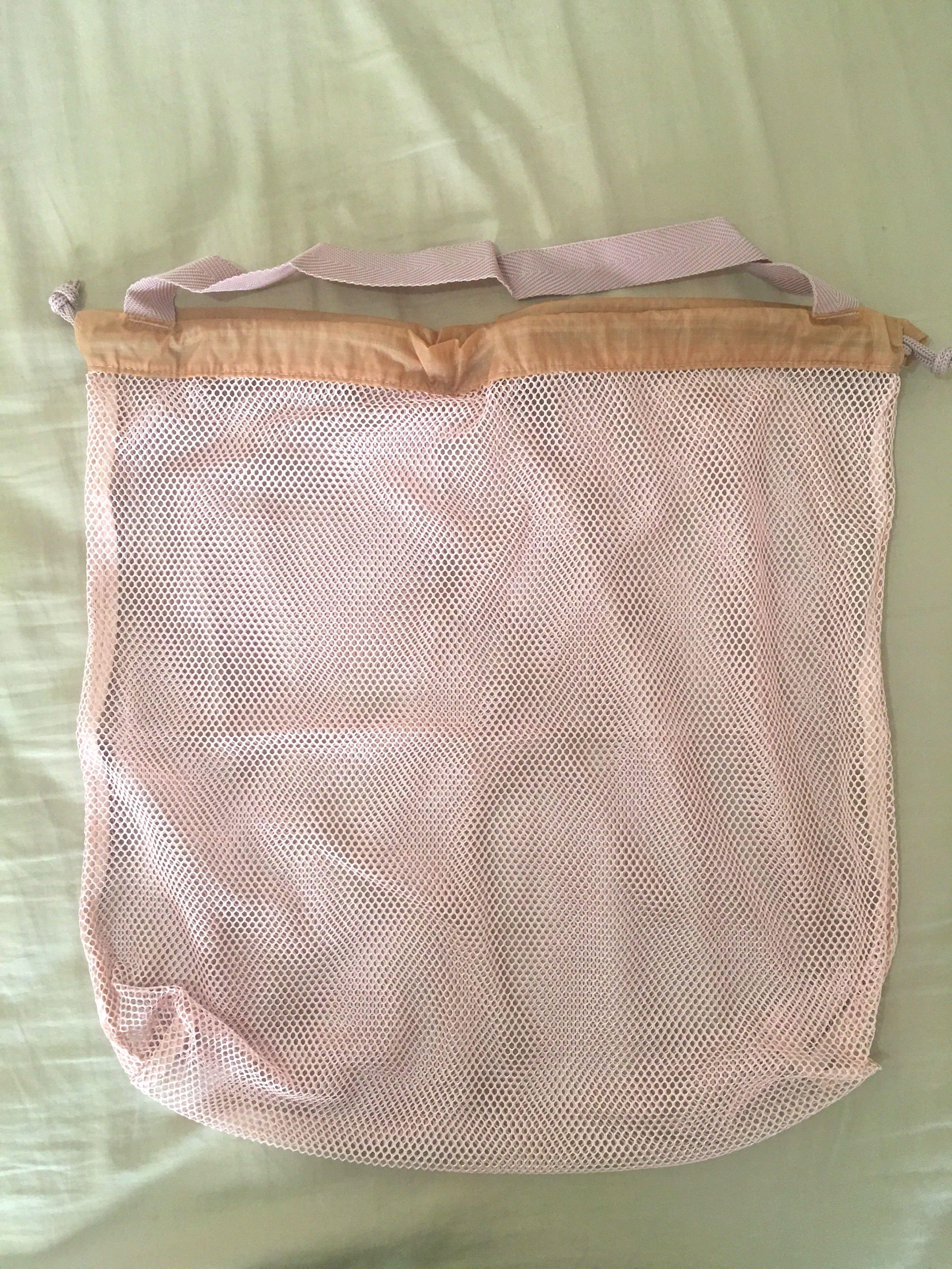 9878d58120 Mesh Drawstring Bags