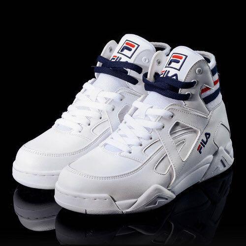 9806e4754ae (PO) fila cage tc retro high top sneakers