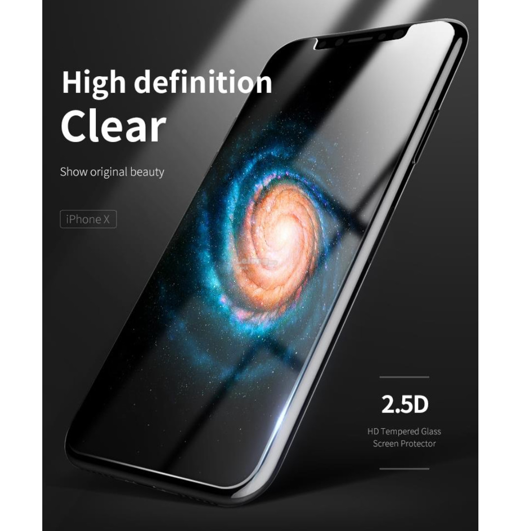Premium Quality Hd Magic Iphone X Tempered Glass Payday30 Mobiles Samsung Note 8 Case Friendly Good Touchscreen Clear Bening Photo