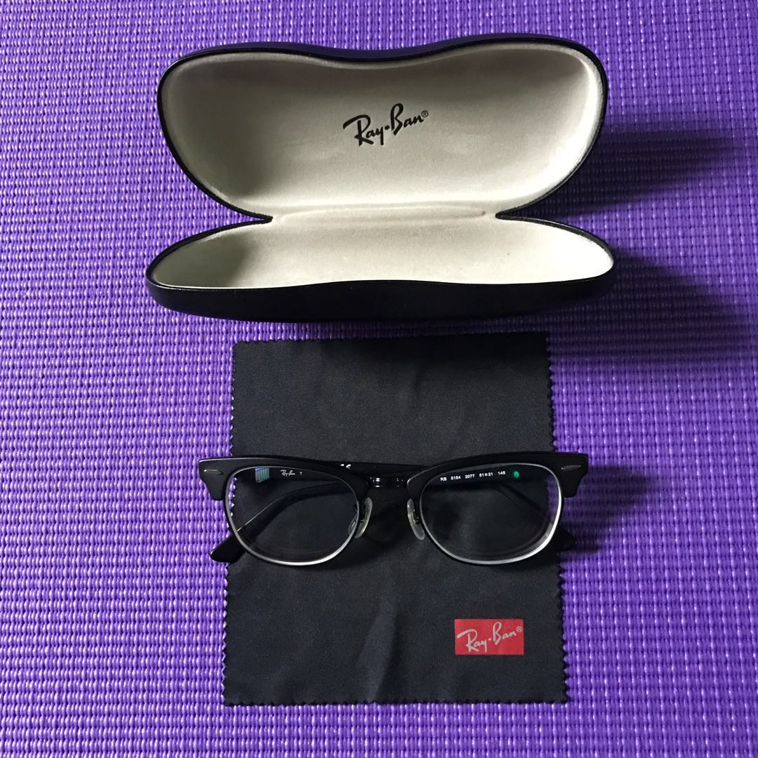 045b6b58de Ray Ban Clubmaster Eye Glasses RB5154