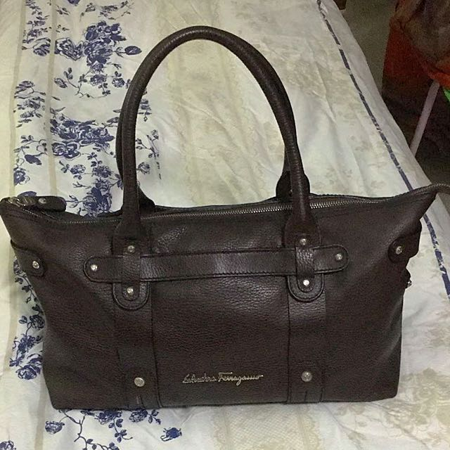 649820cfea3d REDUCED!!! Authentic Salvatore Ferragamo Bag bought from UK