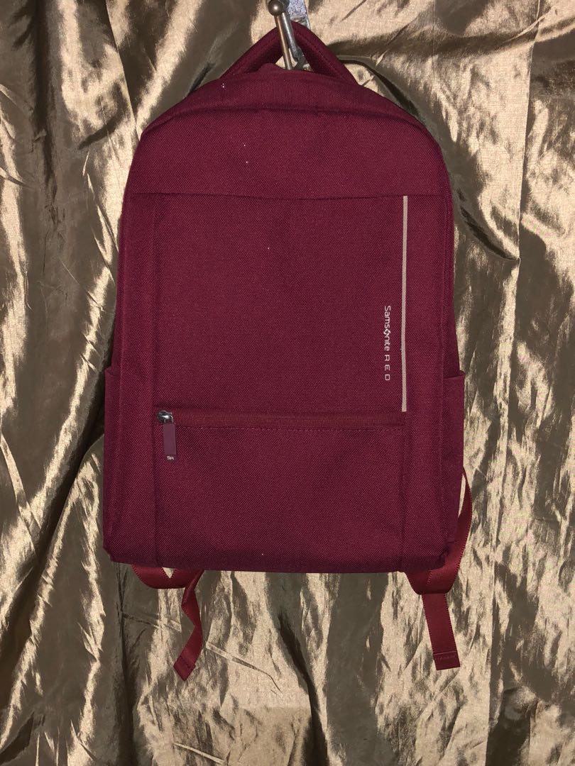Samsonite RED backpack 420d8d372be64