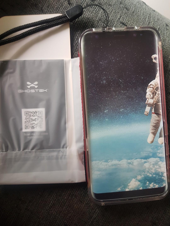 Samsung S8 Ghostek original casing only