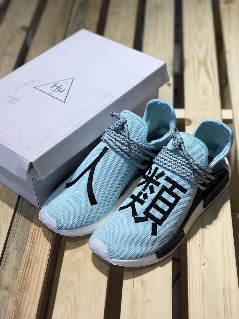 sepatu adidas human race Shop Clothing