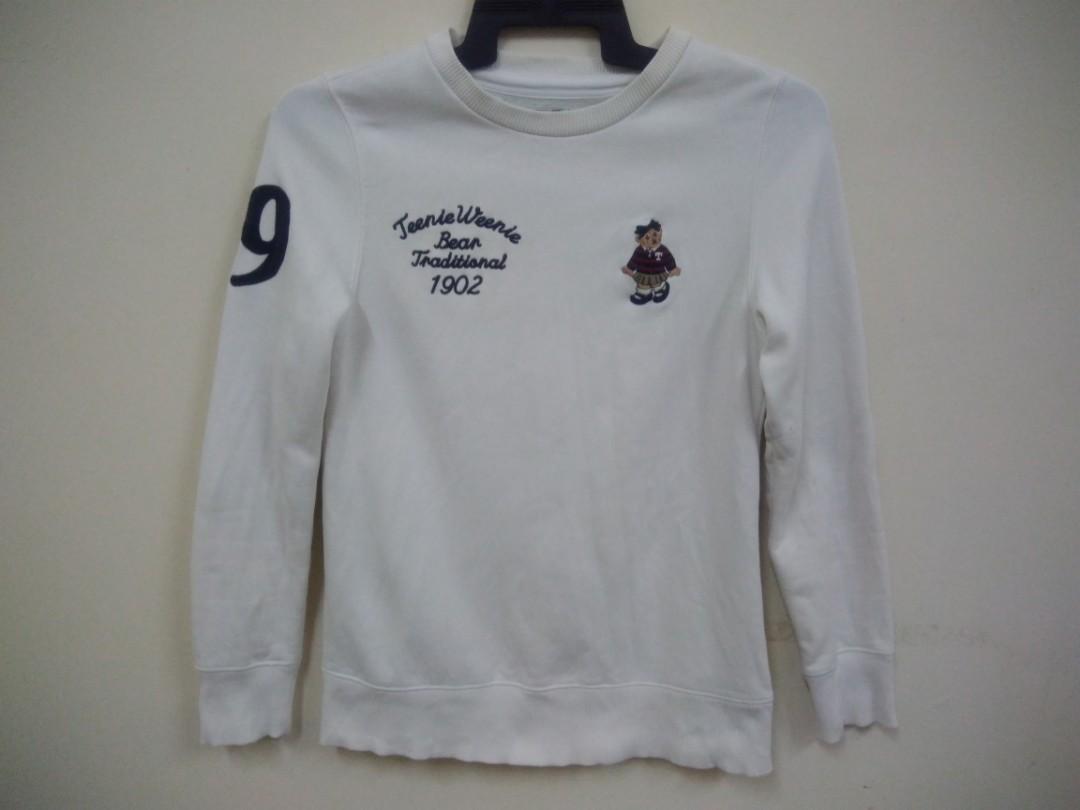 0c574553 TEENIE WEENIE - sweatshirt (Authentic), Men's Fashion, Clothes on ...
