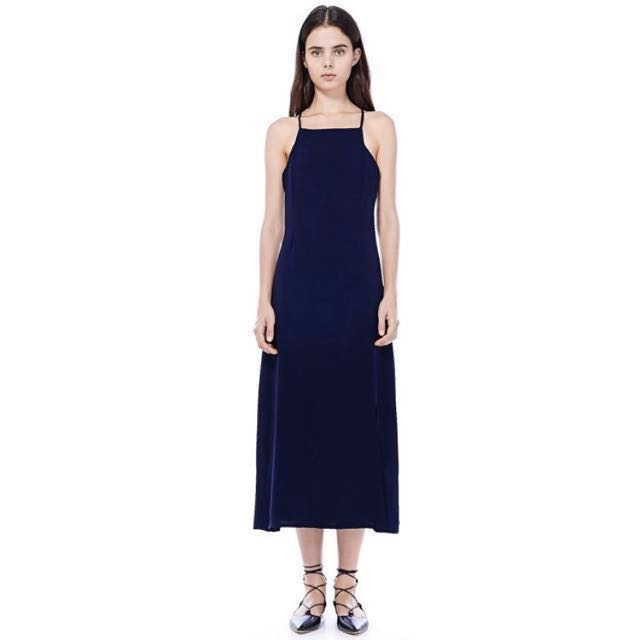 4c165306a04 The Editor s Market Damica Maxi Dress (Navy Blue)