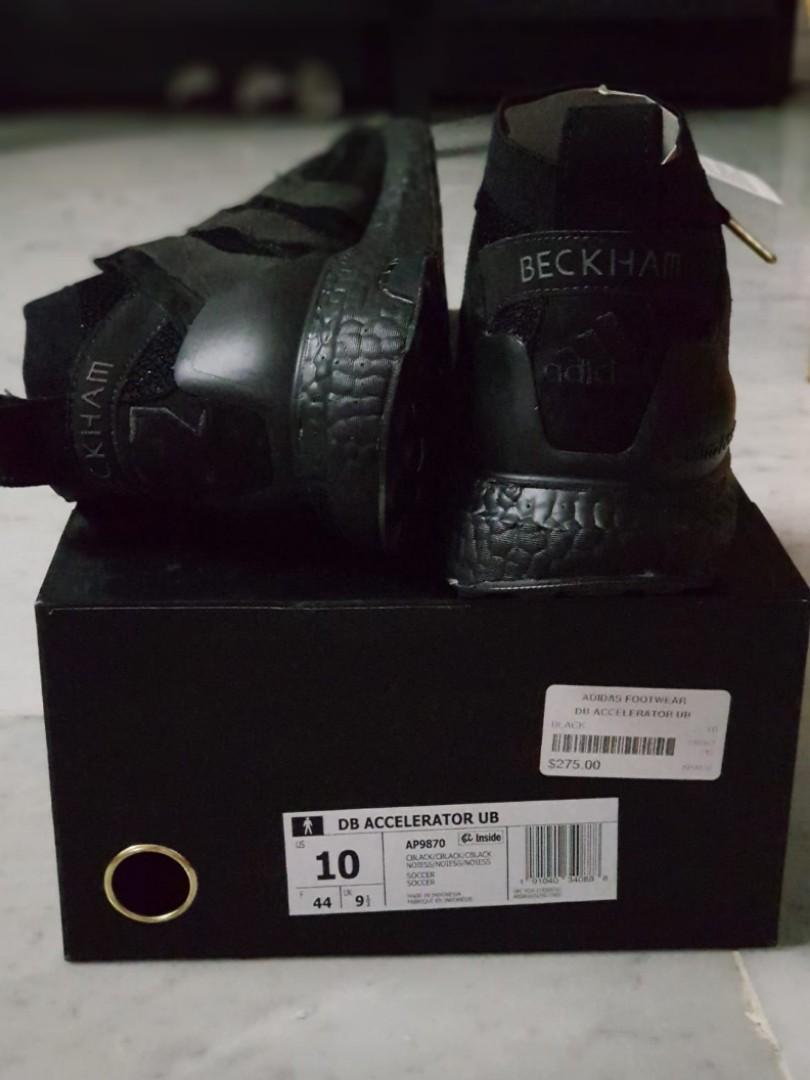 f1ddddbb37a9c US 10 Adidas David Beckham Predator Accelerator Ultraboost