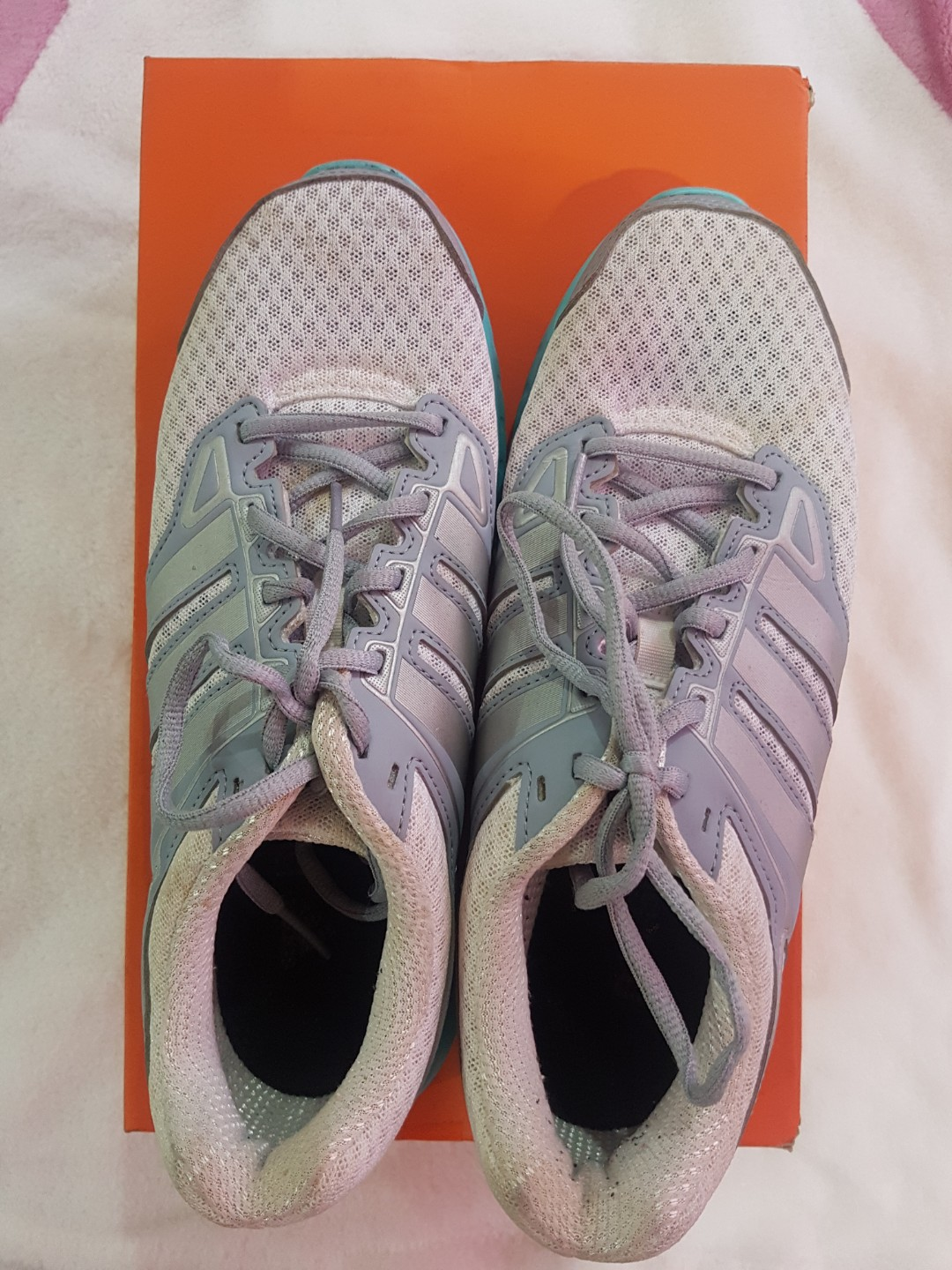 a79380074 Used Adidas Running shoes for women