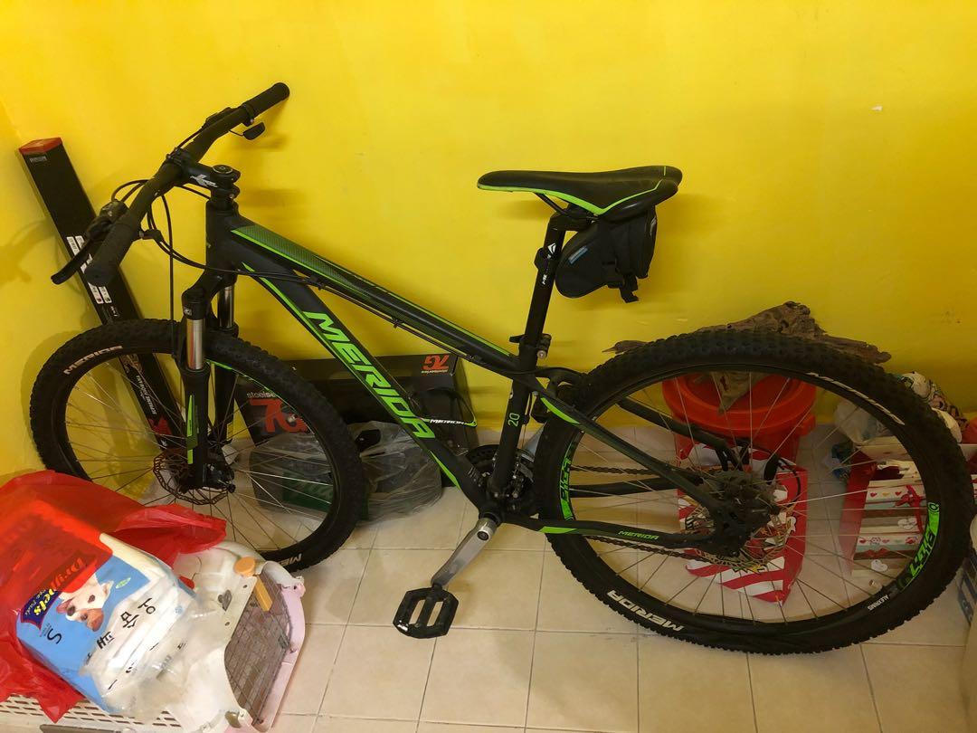 Used Merida Bike, Bicycles & PMDs, Bicycles, Mountain Bikes