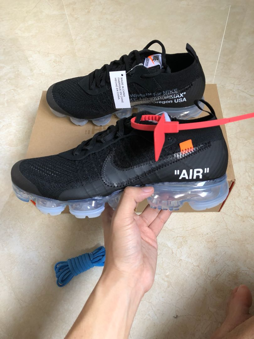 df2765a41f281 Vapormax Off White Nike