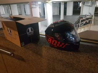 Agv k3 helmet euro fit ML