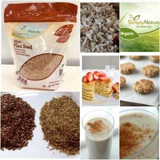 Flax Seed 亞麻籽粉