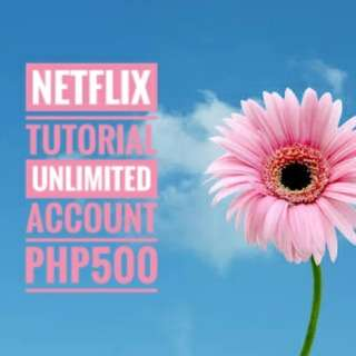 Netflix Tutorial Unlimited Account