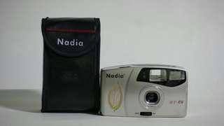 Nadia Film Camera with Case