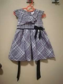 Trudy & Teddy Dress Size 1T