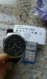 [全新]Casio AQ-S800W-1EVDF( NO.5280)