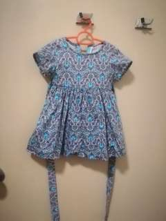 Baby Dress Custom Made