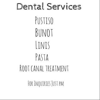 Dental Services (Free)