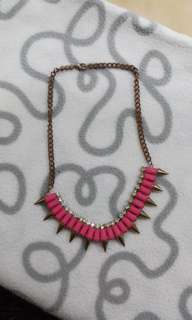 Statement Necklace all RM5 each