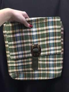 Abaca Native Crossbody Bag