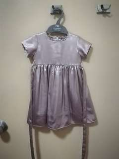 Custom made baby dress