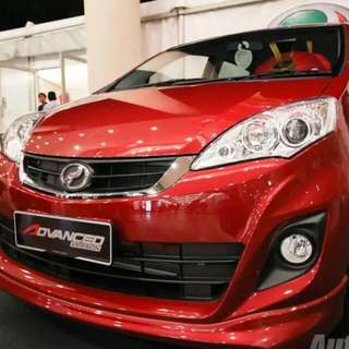 Alza 1.5 2018 ADV Auto (INTEREST 2.88%,GIFT&FULLON)