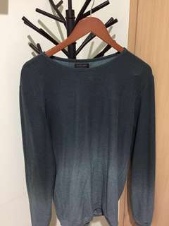 ZARA SWEATER (ORIGINAL) #MauSupreme