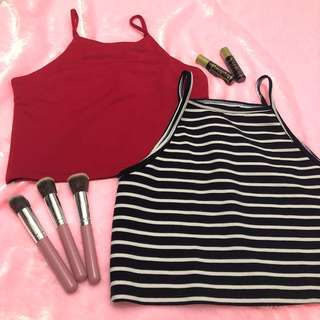 (BUNDLE 1) Red and Stripes Sando