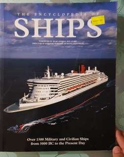 Encyclopedia of Ships