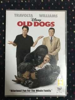 Original DVD Movie: Disney's Old Dogs