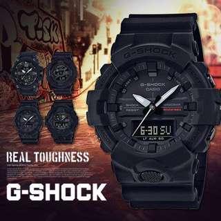 G-Shock 35週年 Big Bang Black 系列 GA-835