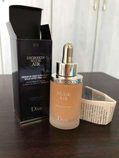 New - Dior Nude Air foundation