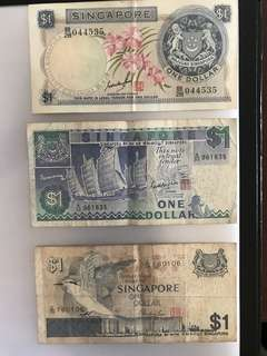 Old Notes - Singapore Old Notes