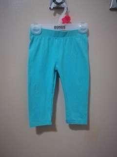 Poney legging size 6-12months