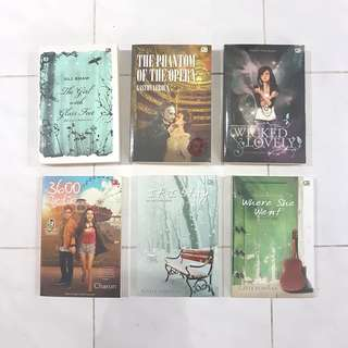 Novel Fiksi Penerbit Gramedia Pustaka