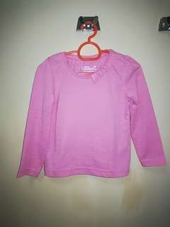Primark young dimension shirt size 1.5 years