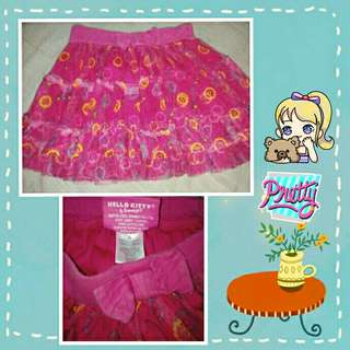 Hellokitty skirt