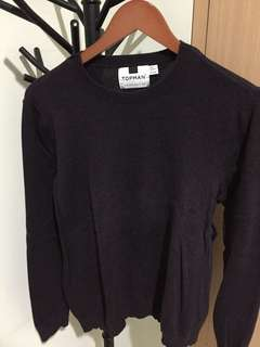 TOPMAN SWEATER UK S #MauSupreme