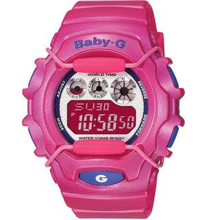 🚚 Casio Baby G Watch BG-1006SA-4A