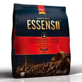 Essenso Coffee 3 in 1 (20 sticks)