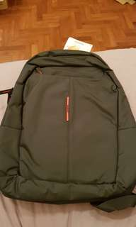 Brand new laptop backpack