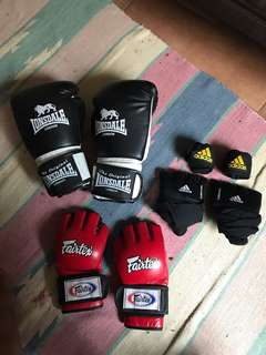 Boxing Gloves (Assorted)