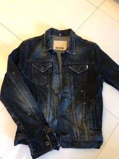 Factotum jeans jacket