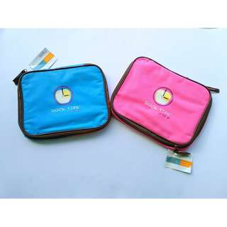Click Home Snacktime Insulated Thermal Lunch Bag