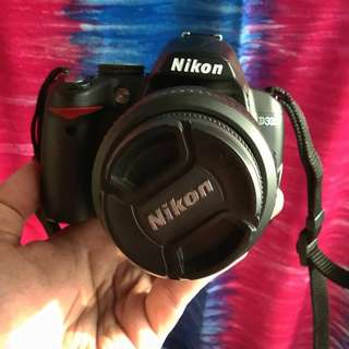 Nikon D3000 Muluss!!