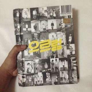 Growl (Repackaged Album) - Exo
