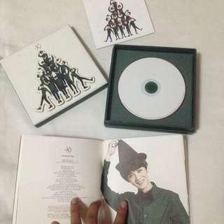 Miracle in December - Exo Album