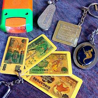 Used Key Chains (10% less in June)
