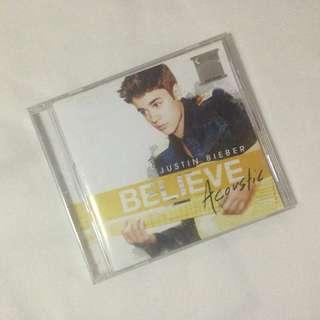 Believe Acoustic - Justin Bieber Album